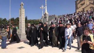Церковь Грузии против марихуаны