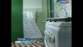 Жители чебоксарского общежития жалуются на мусоропровод, расположенный прямо на кухне