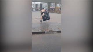 Потоп в Волгограде 15.07.18