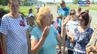 Жители поселка Светлый Коченевского района пожаловались на отсутствие общественного транспорта