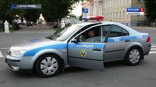 Костромские автоинспекторы подвели первые итоги спецоперации по выявлению затонированных машин