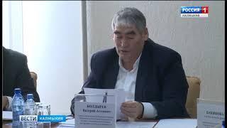 Депутаты регионального парламента шестого созыва проводят третье заседание