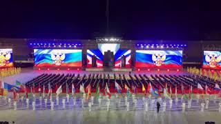 Раскрыты секреты церемонии открытия Студвены в Ставрополе