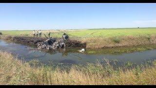 Крушение Ми-2: погиб ставропольский пилот