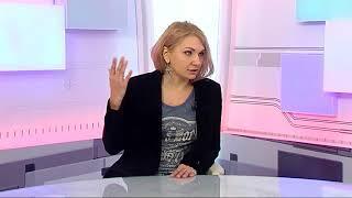 """Программа -""""В центре внимания""""- интервью с Юлией Медведевой-Грищенко"""