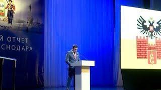 Мэр Краснодара подвел итоги работы в 2017 году и назвал новые цели