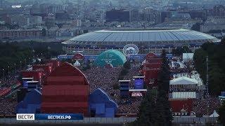 Как вологжане поддерживают сборную РФ по футболу?