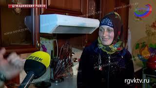 Село Хушет - частые отключения электричества и отсутствие сотовой связи и дорог