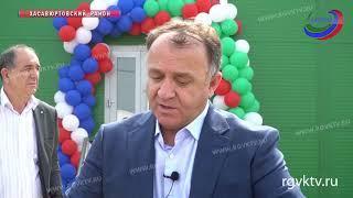 В Хасавюртовском районе открылся современный цех по переработке мяса птицы