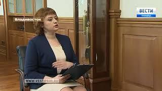 «Вести: Приморье. Интервью» с Александром Роликом