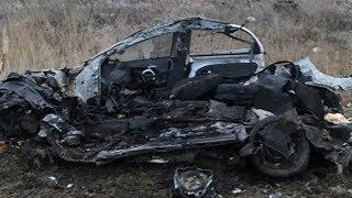 Двое погибли в аварии в Краснодарском крае