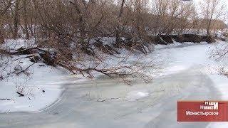 В Октябрьском районе Саранска активно готовятся к паводку