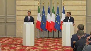 Париж и Рим - за пересмотр Дублинского договора
