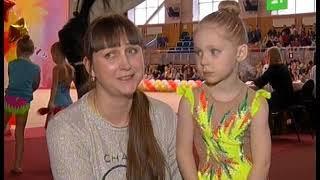 На турнир в Челябинске приехали 750 спортсменок со всего Урала