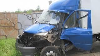 В Ярославской области произошло сразу несколько серьезных аварий