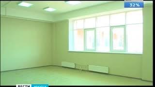 Новую школу № 19 в Иркутске откроют 1 сентября