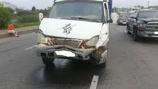 ДТП на окружной дороге в Рыбинске