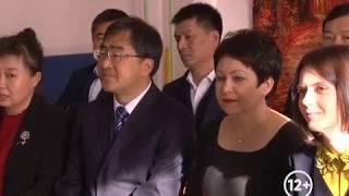 Объекты культурной и соцсферы посетила делегация из КНР в Биробиджане(РИА Биробиджан)