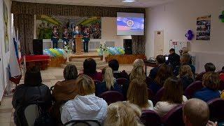 В Леонидовке отметили годовщину уничтожения химоружия страны