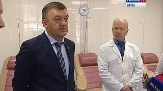 В НИИ гематологии открылось новое отделение лучевой диагностики (ГТРК Вятка)