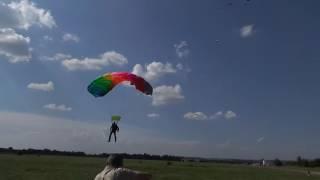 Прыжки с парашютом 2 августа