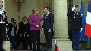 Париж и Берлин обвинили Москву