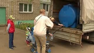 Жители двух районов Ярославля на двое суток останутся без холодной воды