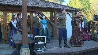 В Волгограде гости турфорума познакомились с казачьими традициями края