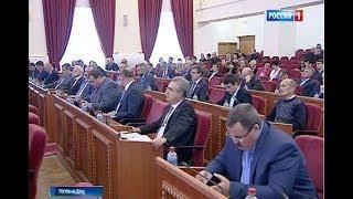 Куда направят средства: в Ростове в первом чтении приняли закон об областном бюджете