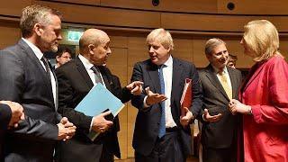 Совет ЕС обсуждает ситацию в Сирии