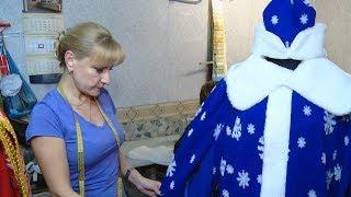 Волгоградские ателье перешли на новогодний режим работы