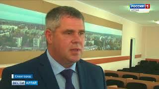 Главой Славгорода стал полицейский из Камня-на-Оби