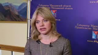 Министр экономического развития МО Ирина Пеньевская