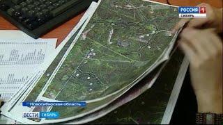 В Новосибирской области определяют границы лесничеств