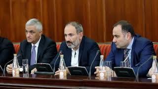 Жесткие заявления Никола Пашиняна в Санкт Петербурге