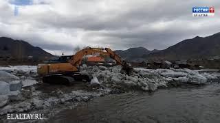 О паводковой ситуации в регионе