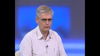 Председатель ТСЖ Сергей Климов: чистить ливневые стоки во время сильного дождя уже поздно
