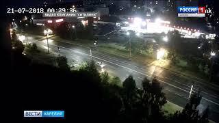 Виновник ДТП довез пострадавшего пешехода до дома и скрылся