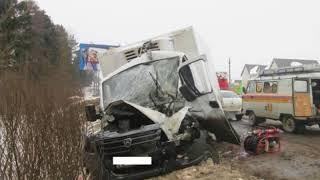 На трассе М-8 столкнулись две «Газели», один человек погиб