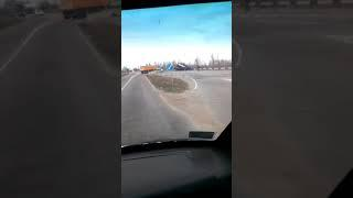ДТП воле Степногорска между Запорожье и Васильевка