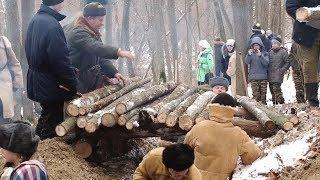 Анонс реконструкции «Партизанская слава»