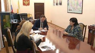 Жители Ставрополья пообщались с краевыми министрами