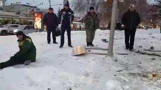 Дтп 04.11.18 Новосибирск красный проспект