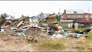 После сноса дома жили в сарае: кто виноват в том, что хантымансийцы остались без крыши над головой?