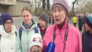 Школа №19 в Красноярске получила имя участника Великой Отечественной войны Анатолия Сидельникова