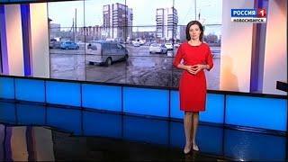 В Новосибирске начался весенний ремонт дорог