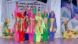 Танцевальный ансамбль «Дивертисмент» из Нижневартовска получил два гран-при фестиваля в Сочи