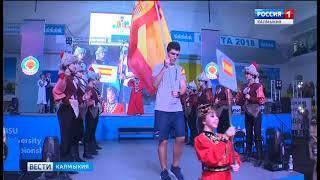 На Чемпионате мира по боксу среди студентов финальные поединки