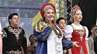 Надежда Бабкина гастролировала по Югре в рамках проекта «Песни России»