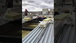 Оренбург, ул.Туркестанская, 3 - капитальный ремонт кровли